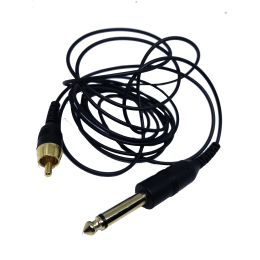 Premium RCA шнур TKK - Straight 2.4м.